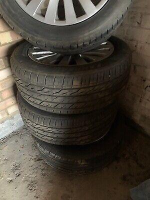 Full Set BMW 7 series Alloy Wheels,