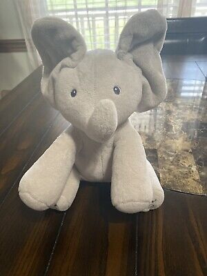 GUND Baby Animated Flappy The Elephant Plush Toy - 4053934