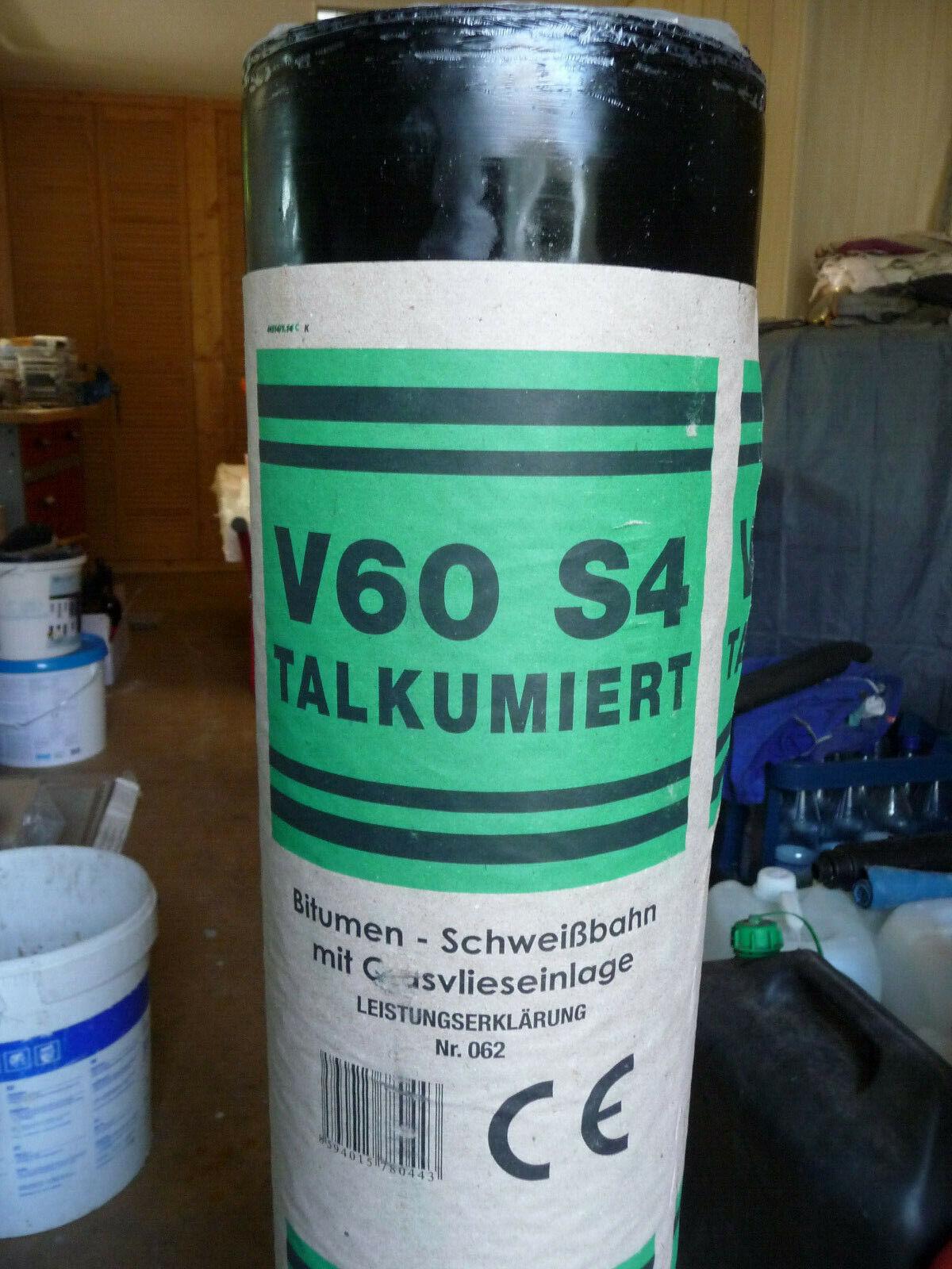 Bitumen-Schweißbahn V60 S4