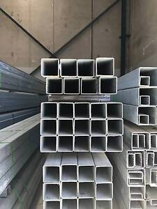 6m*80mm*80mm*3.0mm Gal Square Post Only $79! Wetherill Park Fairfield Area Preview