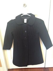 Gymboree Spring/Fall Wool dress coat-size 5