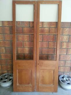 Antique Entrance doors  (Half Panel)