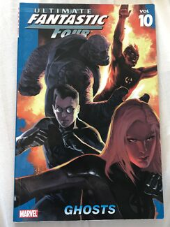 Ultimate Fantastic Four Vol 10