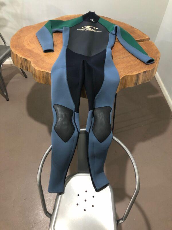 Mens Oneill hammer 2/3 full wetsuit size medium-tall.