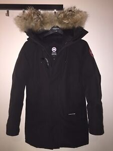 CANADA GOOSE LANGFORD PARKA SIZE SMALL