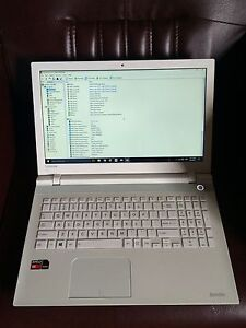 Toshiba Satellite laptop AMD 1GB RADEON 8GB RAM 250GBSSD Rooty Hill Blacktown Area Preview