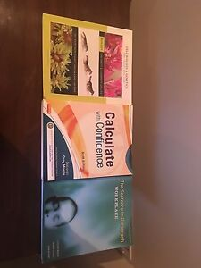 Pre health sciences books for sale!
