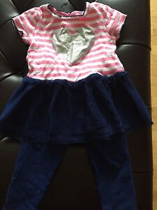 12 month tunic and leggjhs