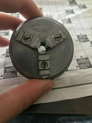 Used Pratt Burnerd Chuck Without Arbor 63mm