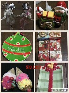 Christmas Items Bolwarra Maitland Area Preview