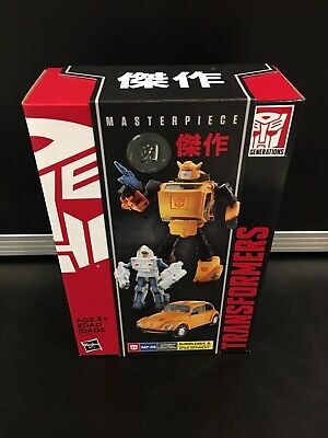 """Bumblebee """"Masterpiece"""" Factory Sealed """"Toys R Us"""" edition 'Must Have"""""""
