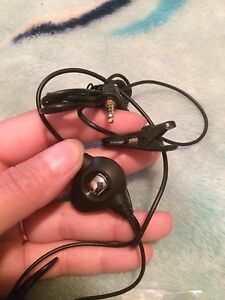 Blackberry Head Phones
