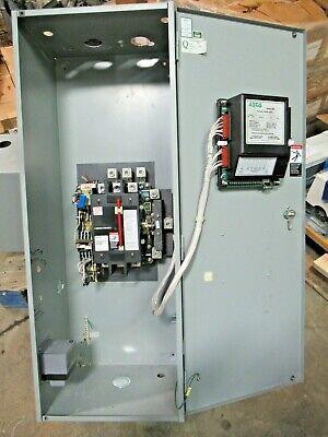 Asco A300c322591c 225 Amp 480 Volt 3p4w Automatic Transfer Switch -ats356