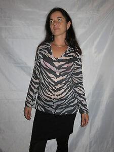 Vetements ethniques baba cool hippie fashion top capuche noir blanc ebay - Vetements hippie baba cool ...