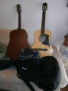 guitars with amp Woolloomooloo Inner Sydney Preview