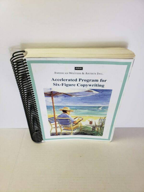 American writers &artAccelerated Program for Six-Figure Copywriting Home Course