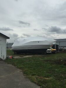 Boat Shrink-wrapping Services
