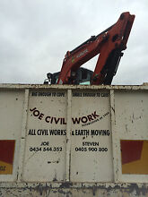 Civil Works & Earth Moving Kurrajong Hawkesbury Area Preview