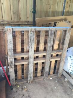 Pallets wooden Five Dock Canada Bay Area Preview