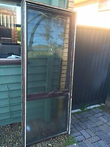 Full height door sized window & frame Keperra Brisbane North West Preview