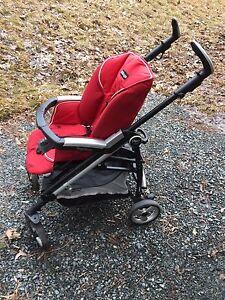 Peg Perego Pliko four stroller