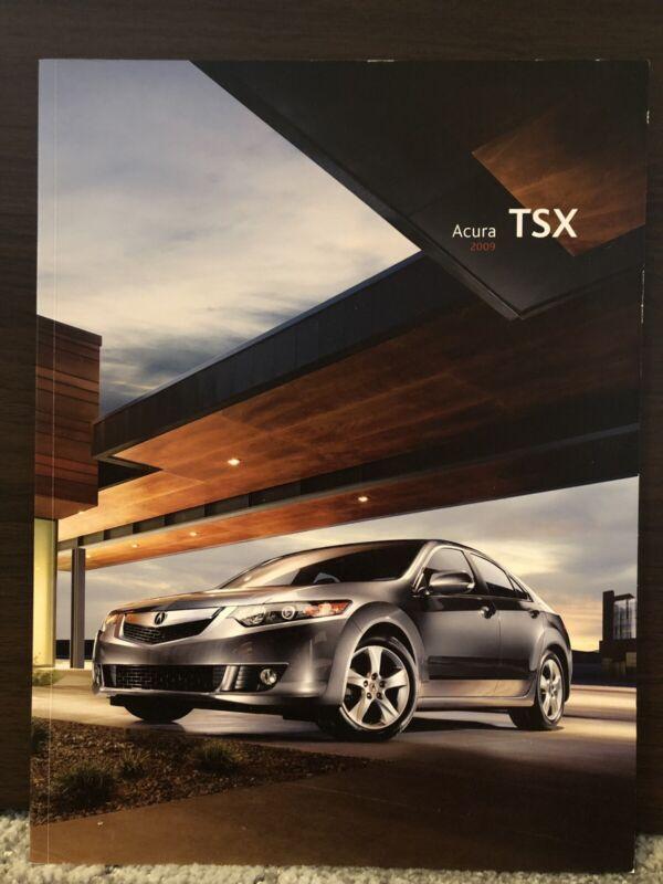 2009 ACURA TSX Brochure