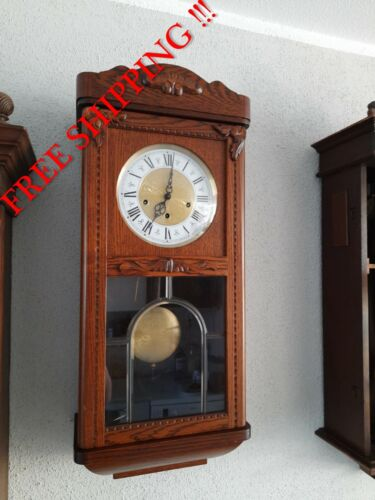 Kieninger German triple chime- Westminster,St. Michael, Whittington clock (0384)