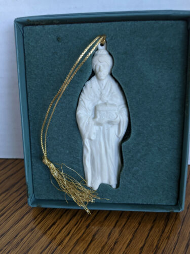 1990 Lenox Nativity Ornament Collection Set - Three Wise Men (set of 3)