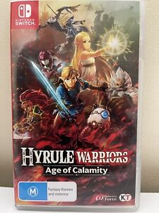Hyrule Warrior Age of Calamity for the Nintendo Switch