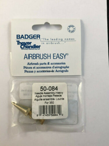 Badger Airbrush Co. 50-084  350 Needle Assembly Heavy  New in Package