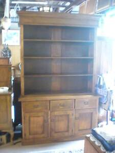 Recycled Timber Buffett & Hutch / Bookshelf Windsor Hawkesbury Area Preview