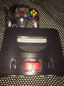 Nintendo 64 with expansion pack
