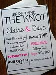 Claire's Wedding Invitations & Acce