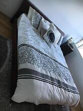Bed frame & Matress Lilyfield Leichhardt Area Preview