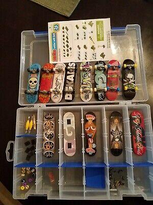 Tech Deck Mini Skateboard 13 Finger Boards Mix & Match