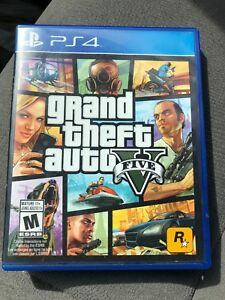 Gta5 for ps4