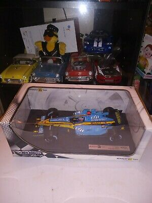RENAULT R25 F1 team Fernando Alonso hot wheels