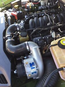Sale, VY SS Supercharged, built engine big cam Colyton Penrith Area Preview