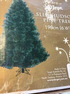 Christmas Tree. 198cm