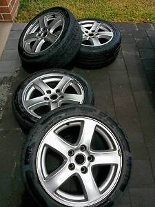 Holden Commodore VX SS Rims (4) $100 in Sydney Riverstone Blacktown Area Preview