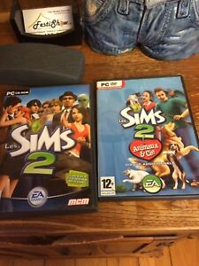 Sims 2 + extension animaux