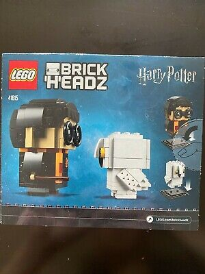 Lego 41616 Brickheadz Hermione Granger Figurine- Brand New- Retired Set