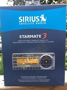 SIRIUS SATELLITE RADIO
