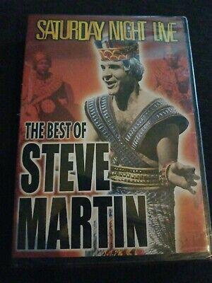 New Saturday Night Live The Best of Steve Martin Comedian Film DVD King