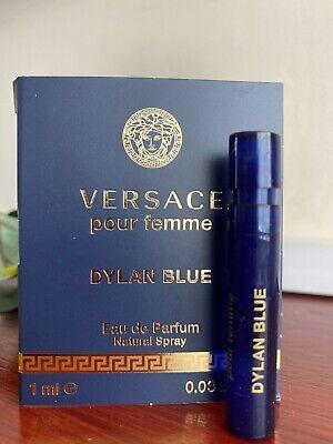 Versace Pour Femme Dylan Blue EDP 1ml sample