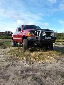 F 250 dual cab Launceston Launceston Area Preview