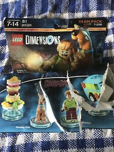 Scooby-doo Dimensions team pack