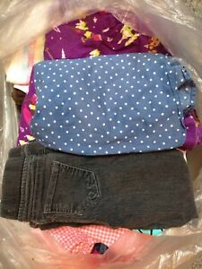 Large bag of girls size 5/6 clothes