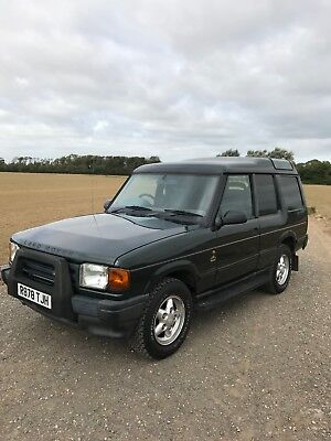 Land Rover Discovery 300TDI Commercial  Genuine 43K Miles with FSH Not Defender!