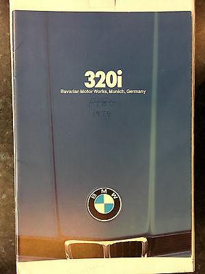 BMW Série 3 (320i) Usa édité en GB